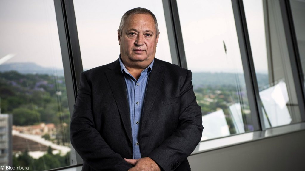 Sibanye-Stillwater CEO Neal Froneman