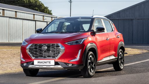 Nissan's Magnite small SUV finally lands in South Africa