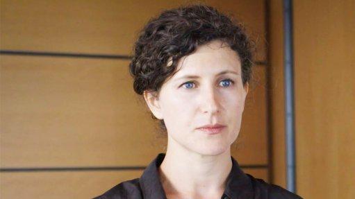 Glencore sustainable development head Anna Krutikov