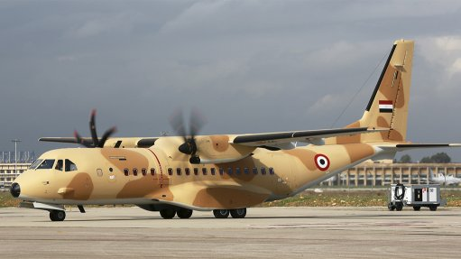 Airbus signs military transport aircraft servicing deal with Egypt