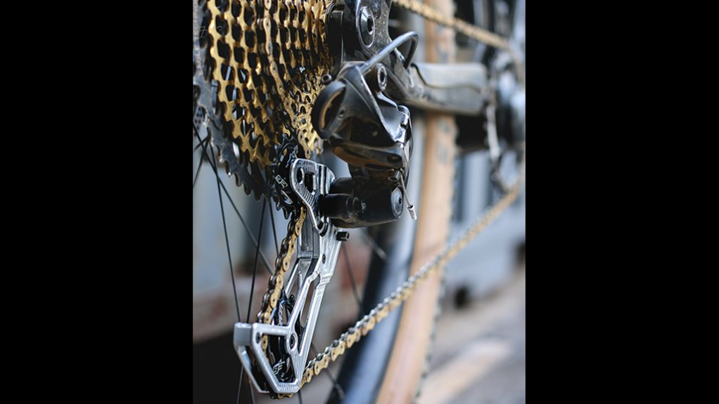 Demand climbs for bicycle component manufacturer's offering