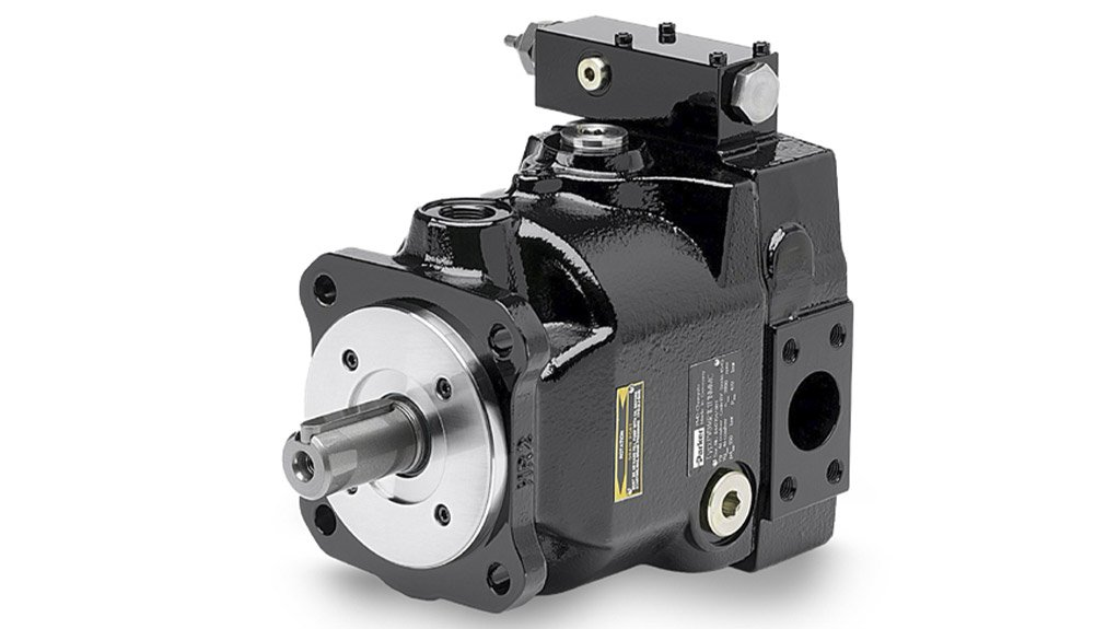 MEETING HEAVY-DUTY DEMANDS The P3 pump provides a high power density and allows for the downsizing of mobile machinery