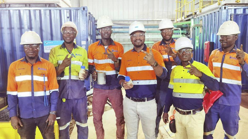 Sanbrado, Burkina Faso new emulsion production facility