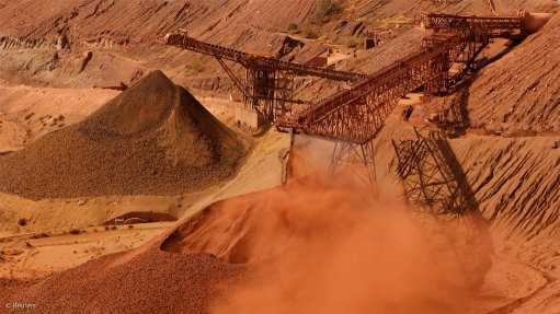 Record output for BHP's iron-ore ops