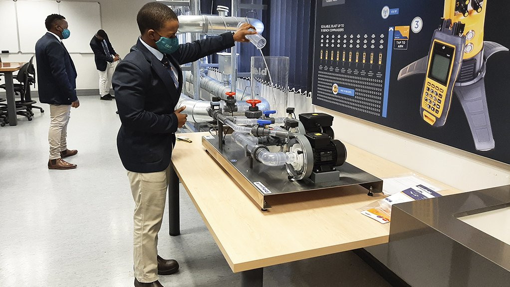 The contributions from the METF enable universities to adequately equip their laboratories with state-of-the-art equipment