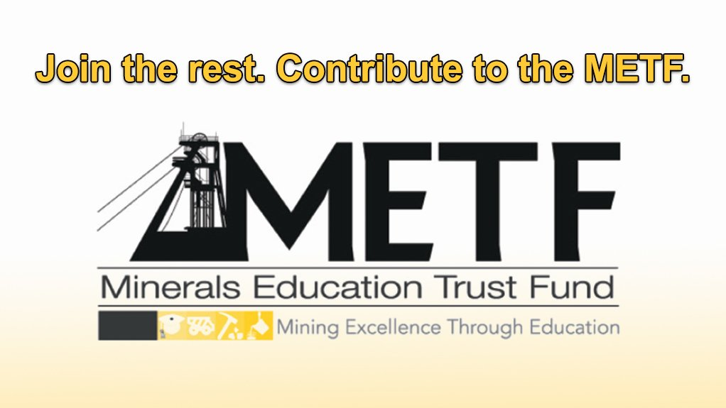 Contributions to METF will ensure high-quality minerals education in SA