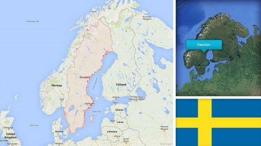 Fossil-free sponge production plant, Sweden