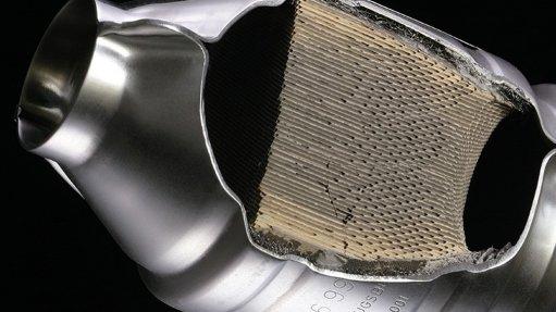 Platinum use up as vehicle emissions regulations tighten