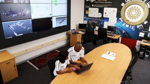 Visualise mining data with Wits online GIS course
