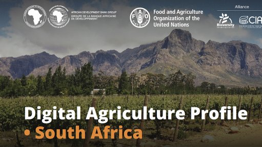 Digital Agriculture Profile - South Africa