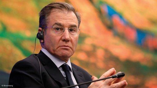 CEO Ivan Glasenberg
