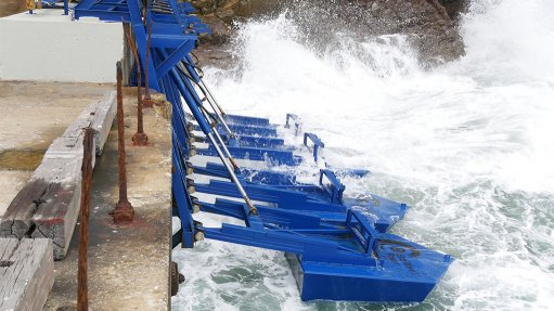 One Wave Energy project, Israel