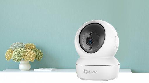 The C6N camera from smart home security company EZVIZ