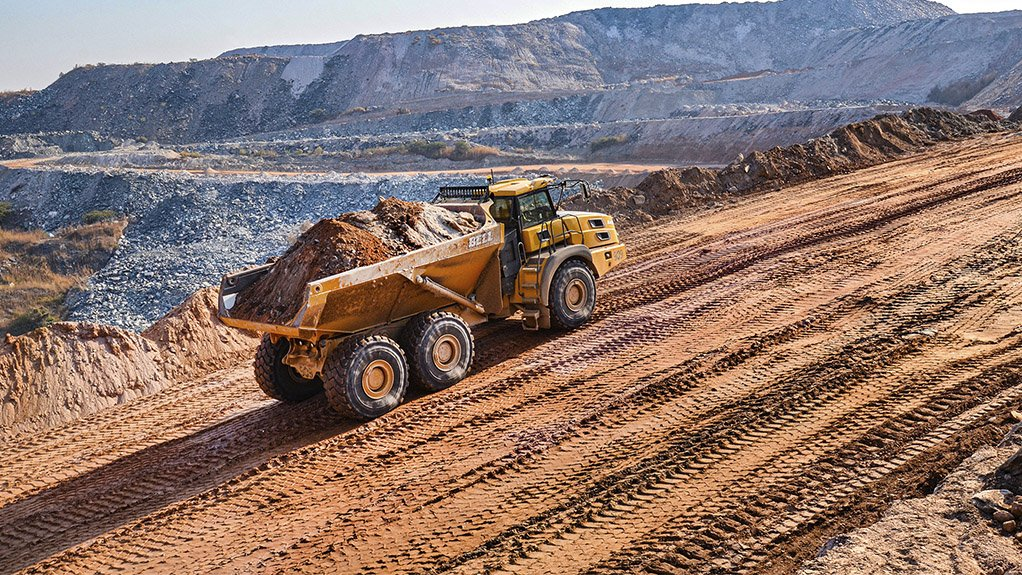 SUPPORTING A STAGNANT INDUSTRY There has been an increase in demand for refurbishing the B40D series ADTs, in particular, across all sectors of the Zambian mining industry