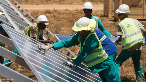 Report says closing IRP's solar procurement gaps would unlock more jobs