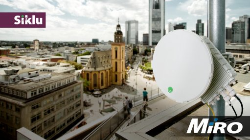 Extended range fibre-like wireless backhaul with Siklu