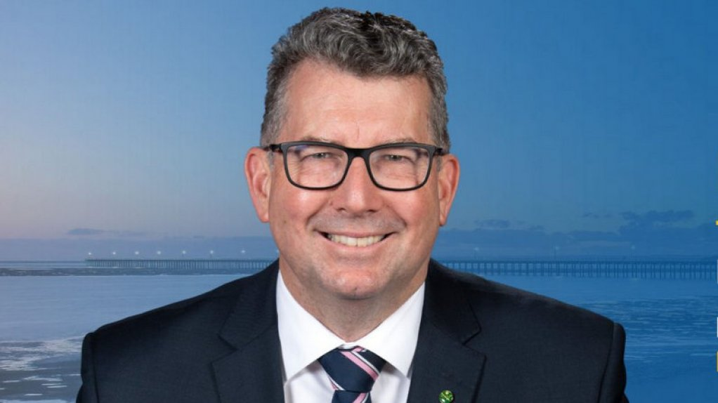 Australian Resources Minister Keith Pitt