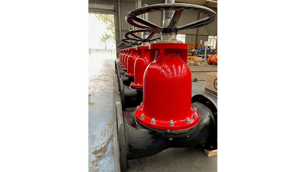 SLURRY SLURPER The AFS range of valves are suited to harsh condistions such as that found in the moving of slurry