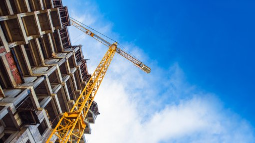 BLUE SKIES AHEAD Hope remains for the construction sector as policy makers seem to be committed to infrastructure spend