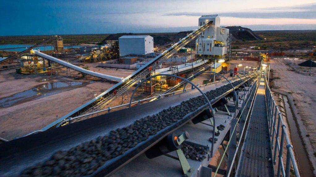 Lucara operates the Karowe mine, in Botswana.