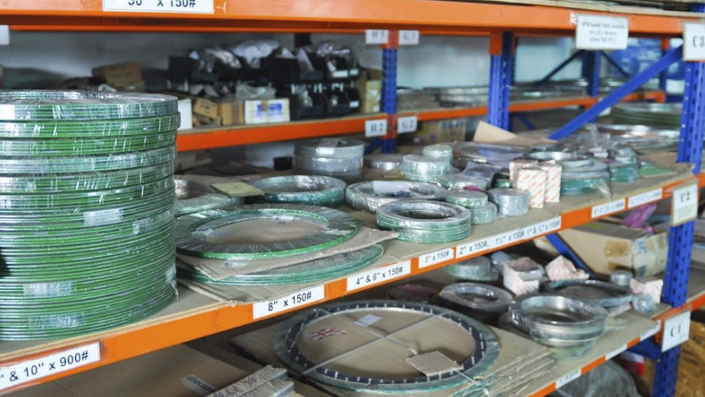 STORAGE CONDITIONS  Gaskets are often treated as an afterthought, often even ordered last, when in fact it is one of the most critical parts of any application to ensure a plant functions properly