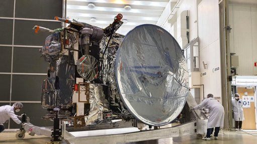 Jupiter space probe arrives at research centre in the Netherlands for crucial tests