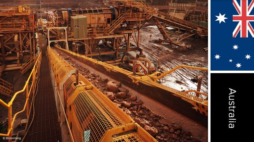 Goschen mineral sands and rare earths project, Australia