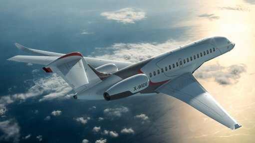 Dassault reveals new generation ultra-long-range business jet with new Rolls-Royce engines