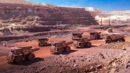 Kolomela mine, South Africa
