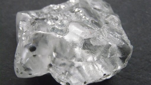 Gem recovers another large diamond at Letšeng