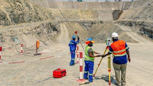 The Darwendale platinum mine project