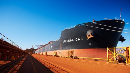 Australia iron-ore exports beat records in March