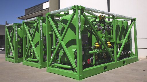 Air drying kit to maintain performance for mines