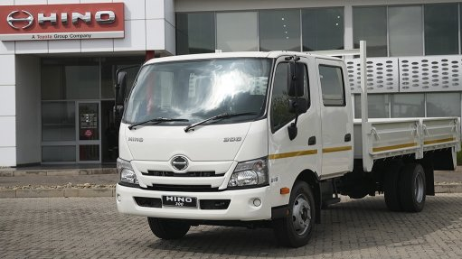 Hino South Africa upgrades its 300-Series