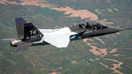 Digital technology greatly speeds assembly of new Boeing military jet