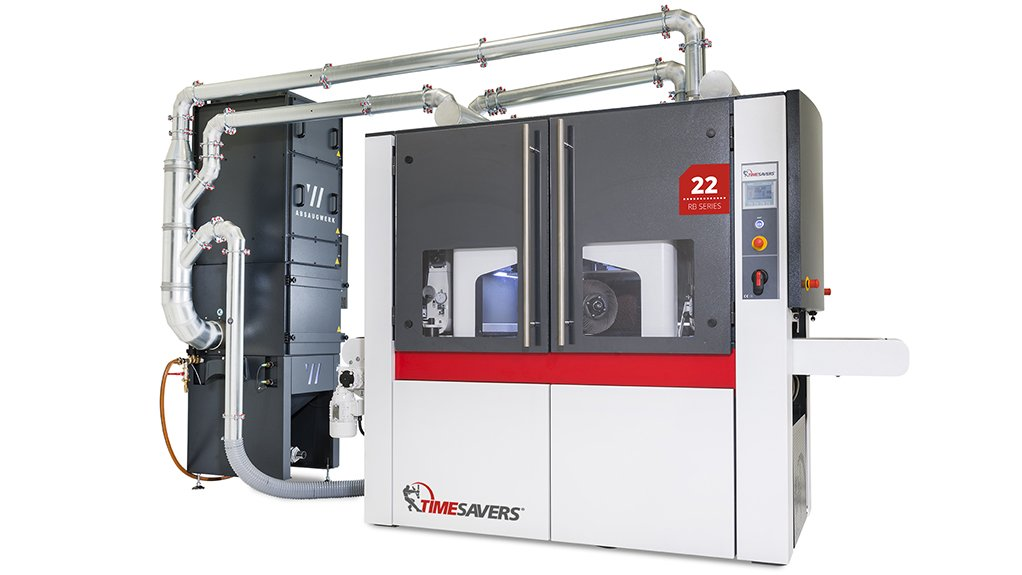 NEW TECH  The 22 RB series is the most compact and affordable model in the company's RB Series product range