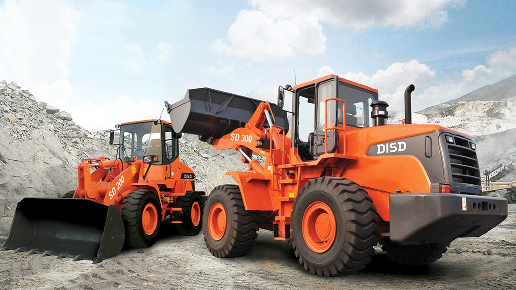 BUILT FOR PURPOSE The robust new machines have been designed to create a higher level of efficiency to save fuel, while maintaining optimum power levels