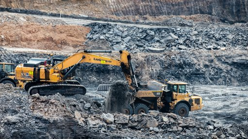 Mining production, sales increase year-on-year in March