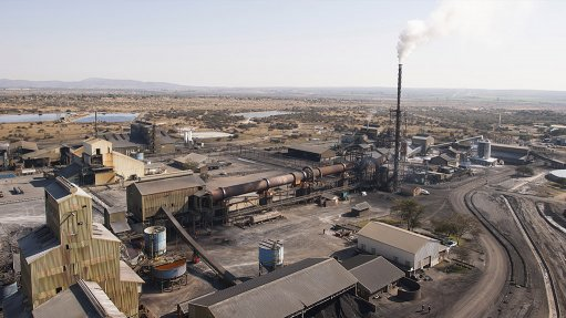 Bushveld reports lower first-quarter vanadium output; working to improve Vametco's performance