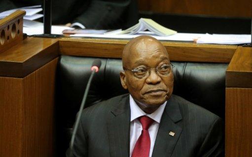 Zuma's trial adjourned to May 26