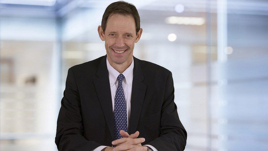 De Beers CEO Bruce Cleaver