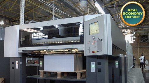 Lebone Litho Printers invests in tech, people