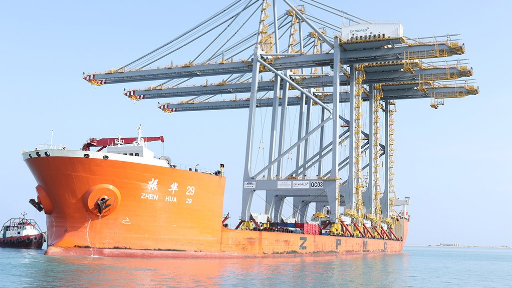 SHIP SHAPE The upgrades to the Berbera port in Somaliland will allow for more containers and larger ships to dock