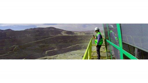 Radomiro Tomic mine, Chile