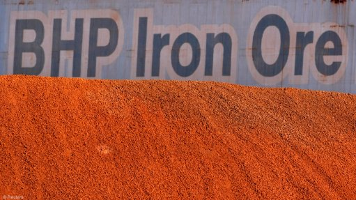 Giant new iron-ore mine may help cool a hot market