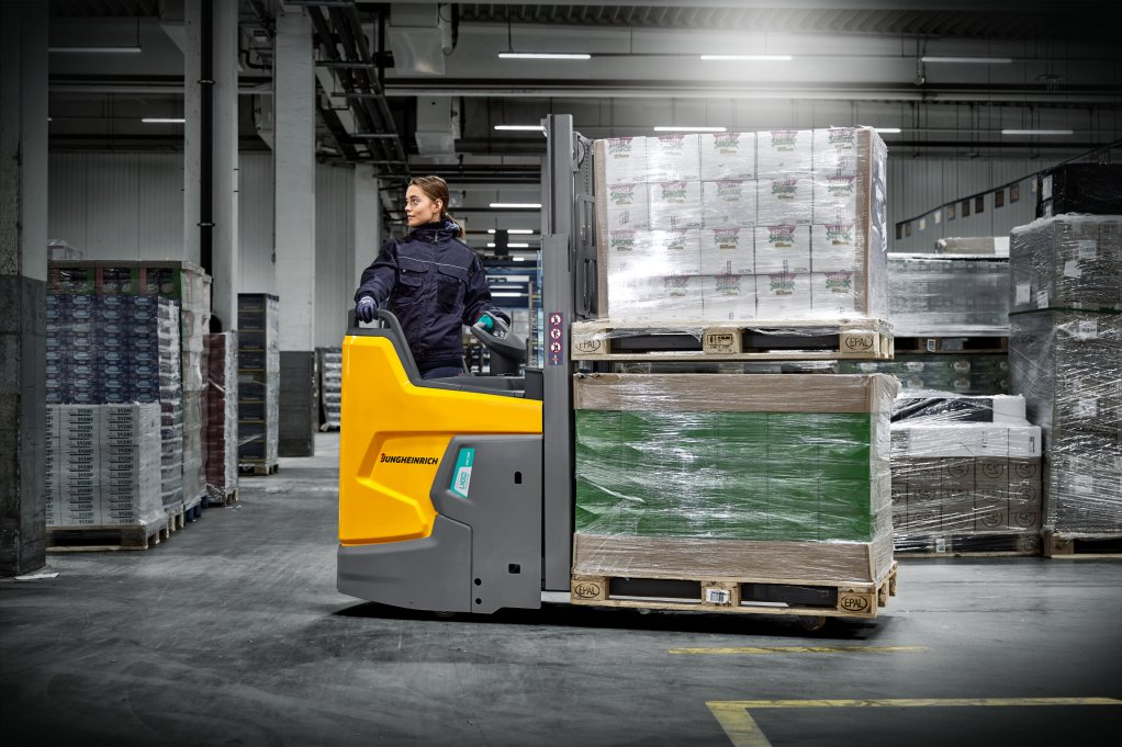 No compromises: ERD 220i redefines triad of compactness, safety and ergonomics