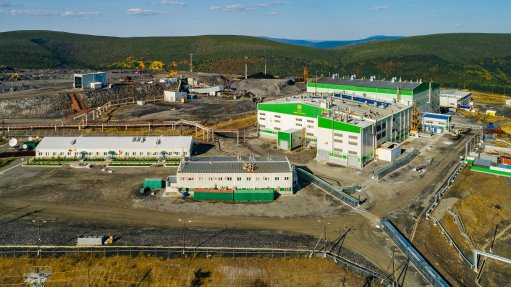 Polyus completes $60m mill expansion