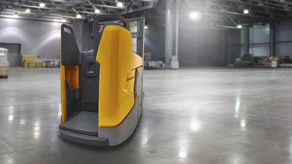 Highest design award: Electric pallet truck ERD 220i wins Red Dot Award