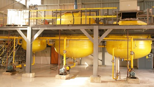 IN THE MIX Admixtures and additives used in the manufacture of cement is is short supply globally
