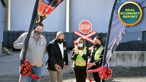 Transnet doubles Bethlehem grain rail haulage capacity, launches 2021 grain export season